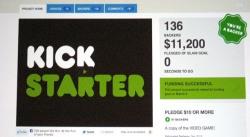 Kickstarter - Where Stuff Happens